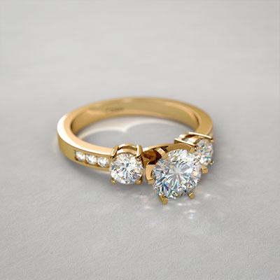 Venta de anillos de oro cali